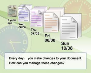Enlarge File Log Screenshot