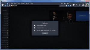 Enlarge Diffractor Screenshot