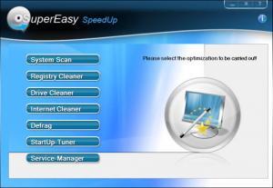 Enlarge SuperEasy SpeedUp Screenshot