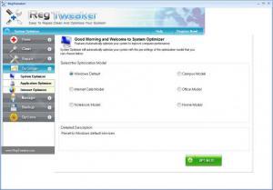 Enlarge RegTweaker Lite Screenshot