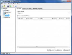 Enlarge Actual Installer Screenshot