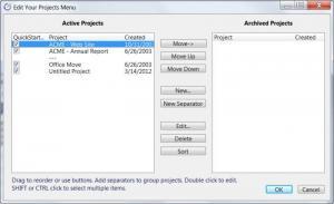 Enlarge OfficeTime Screenshot