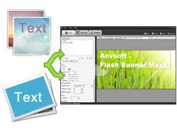 Enlarge Flash Banner Maker Screenshot