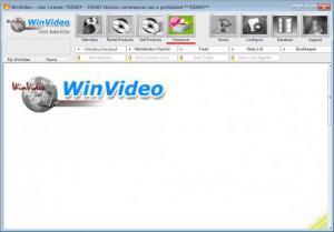 Enlarge WinVideo Screenshot
