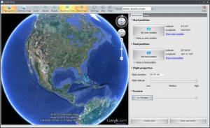 Enlarge AquaSoft Earth Pilot Screenshot