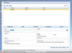 Enlarge Windows Post-Install Wizard Screenshot