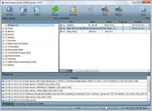 Enlarge Wild Media Server Screenshot