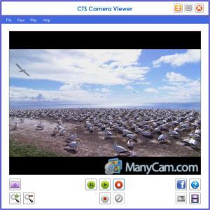 Enlarge CTSCameraViewer Screenshot