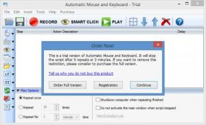 Enlarge Automatic Mouse and Keyboard Screenshot