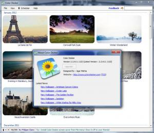 Enlarge Color Desker Screenshot