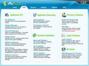 Enlarge FixCleaner Screenshot
