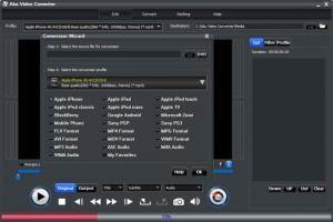 Enlarge AKu Video Converter Screenshot