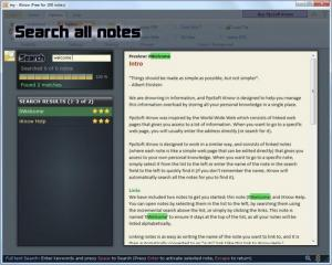 Enlarge PpcSoft iKnow Screenshot