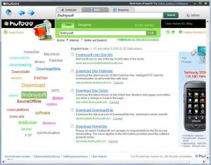 Enlarge Hulbee Desktop Screenshot