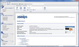 Enlarge ASEOPS Screenshot