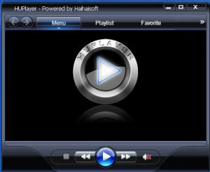 Enlarge HUPlayer Screenshot