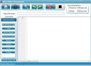 Enlarge Efficient Macro Recorder  Pro Screenshot