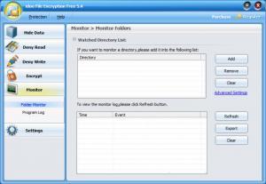 Enlarge idoo File Encryption Pro Screenshot