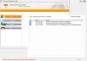 Enlarge Password Protector 2012 Screenshot