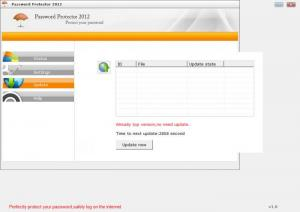 Enlarge Password Protector 2012 Screenshot