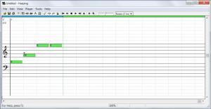 Enlarge Harping Midi Screenshot