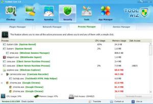 Enlarge Toolwiz Care Screenshot