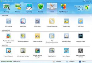 Enlarge Toolwiz Care Screenshot