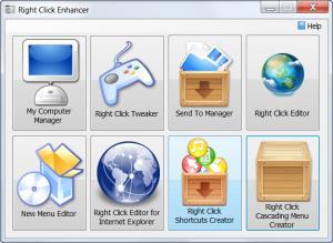 Enlarge Right Click Enhancer Screenshot