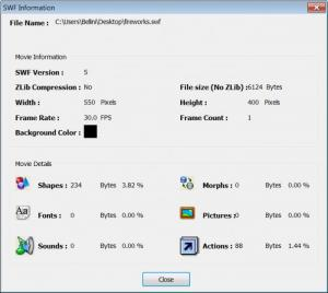 Enlarge Flash Secure Optimizer Screenshot