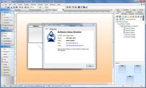Enlarge Software Ideas Modeler Screenshot
