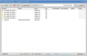 Enlarge General Downloader Screenshot