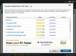 Enlarge Advanced File Optimizer Screenshot