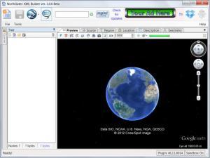 Enlarge KML Builder Screenshot