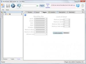 Enlarge KML Builder Screenshot