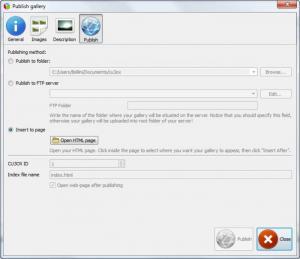 Enlarge CU3OX Screenshot