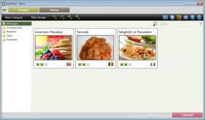 Enlarge CookDiary Screenshot