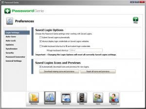 Enlarge Password Genie Screenshot