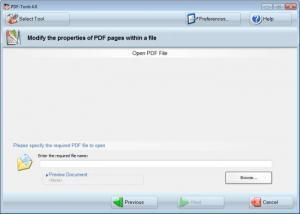 Enlarge PDF-XChange Pro Screenshot