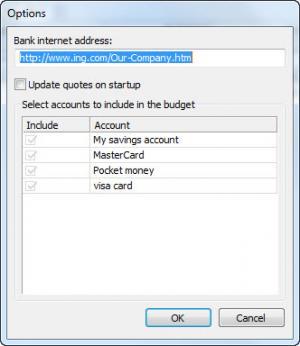 Enlarge Metalogic Finance Explorer Screenshot