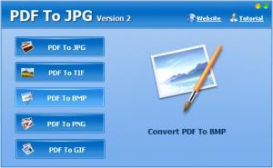 Enlarge PDF To JPG Screenshot