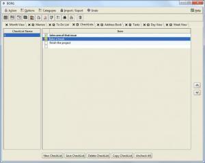 Enlarge BORG Screenshot