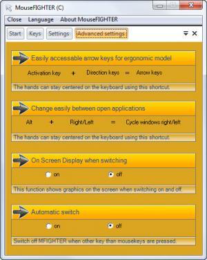 Enlarge MouseFIGHTER Screenshot