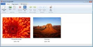Enlarge Hexonic ImageToPDF Screenshot