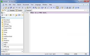 Enlarge FlexEdit Screenshot