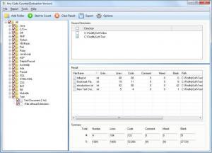 Enlarge Any Code Counter Screenshot