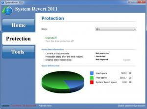 Enlarge System Revert Screenshot
