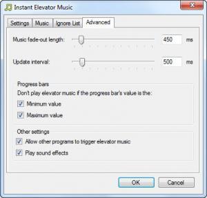 Enlarge Instant Elevator Music Screenshot