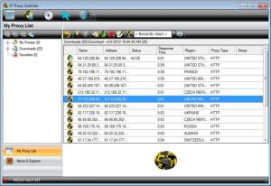Enlarge ST Proxy Switcher Screenshot