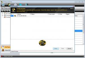 Enlarge ST Proxy Switcher Screenshot