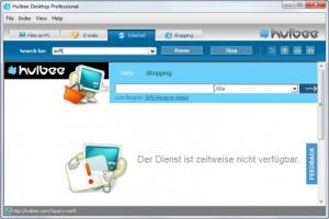 Enlarge Hulbee Desktop Pro Screenshot